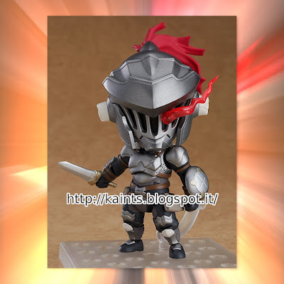 Goblin Slayer in ver Nendoroid dalla Good Smile Company
