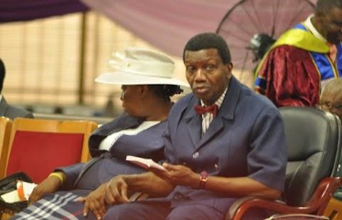 Adeboye's 'resignation' – FG suspends FRC law