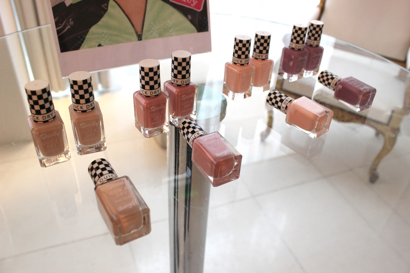 Barry M's Spring 2016 Launches