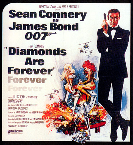 The Silver Screen: Diamonds Are Forever