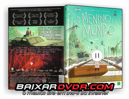 O MENINO E O MUNDO (2016) DVD-R OFICIAL
