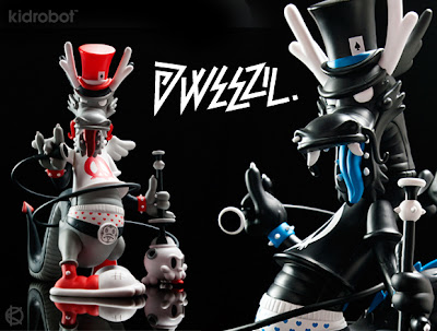 Kidrobot - Dweezil Dragon Vinyl Figure by Kronk