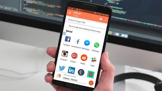 lite version apps to reduce data