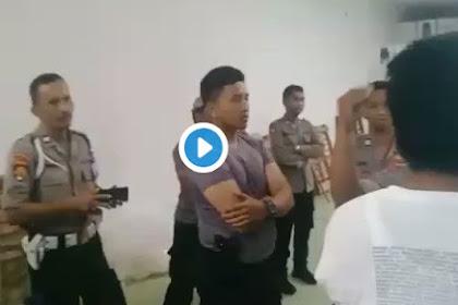 Beredar Video Polisi Pindahkan Kotak Suara di Bekasi Selatan