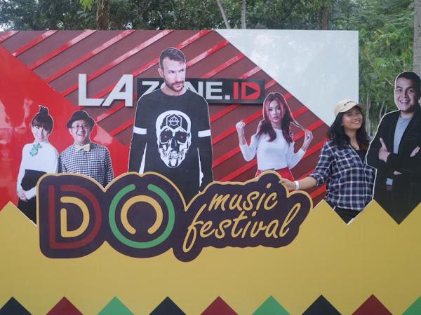 """DO Music Festival """"Festival Musik Terbesar di Sumatera"""""""
