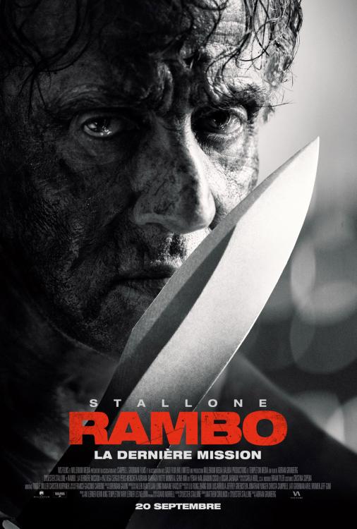 Rambo: Last Blood [BDRip] [Streaming] [Telecharger]