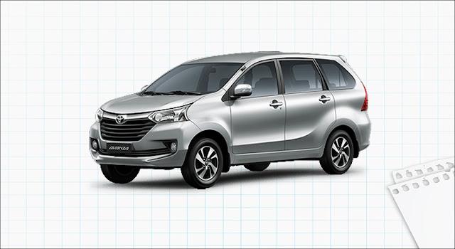 Toyota Avanza 1.5 AT 2019