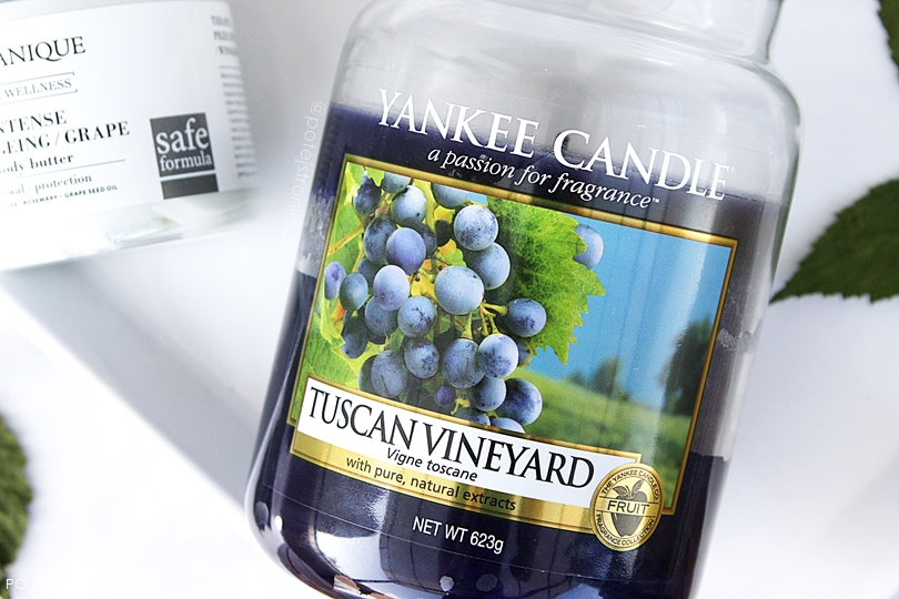 yankee candle tuscan vineyard