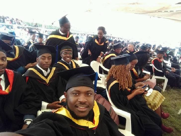 Fresh graduates