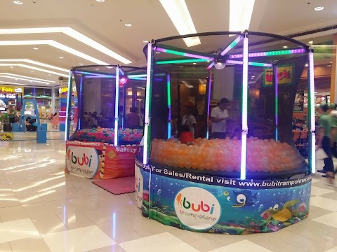 Bubi Trampolines Bring Happiness with Every Bounce