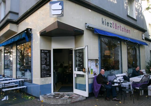 Miss B. unterwegs in Dortmund: Im Kieztörtchen