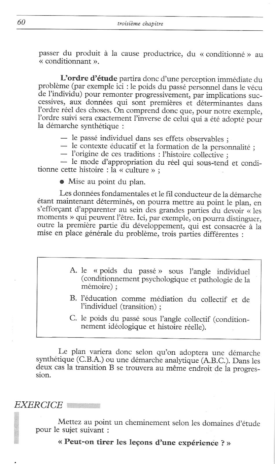 Dissertation de
