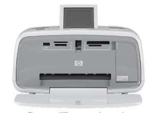 HP Photosmart A610 Download drivers for Windows 32 and 64 bit
