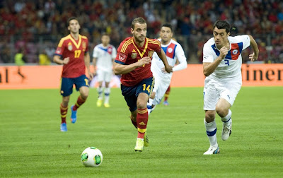 Spain Chile 2013