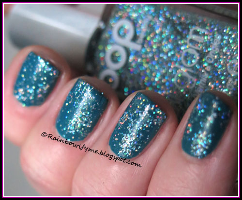 Pahlish ~ Sea of Tranquility and POP Beauty