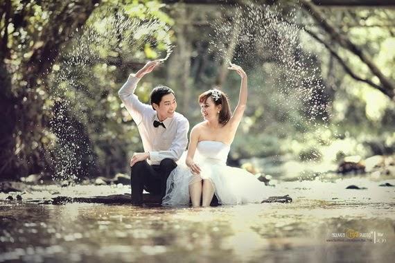 Pre Wedding Gifts: Sukaberbagi: I Believe My Heart (Aku Percaya Pada Hatiku