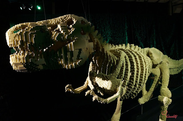 The Art of the Brick Campinas