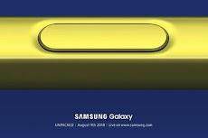 Galaxy Note 9 Sudah Bisa Dilihat Wujudnya Di Situs Samsung
