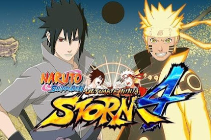 Download Game NARUTO SHIPPUDEN: Ultimate Ninja STORM 4 – CODEX