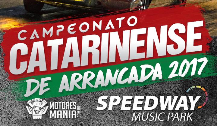 2ª etapa do Campeonato Catarinense de Arrancada promete recordes