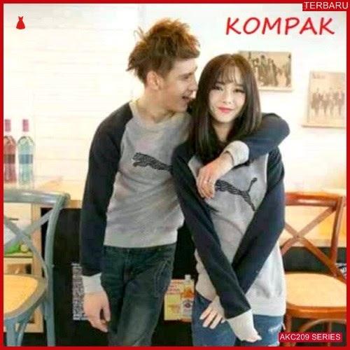 AKC209S41 Sweater Couple Anak 209S41 Puma BMGShop