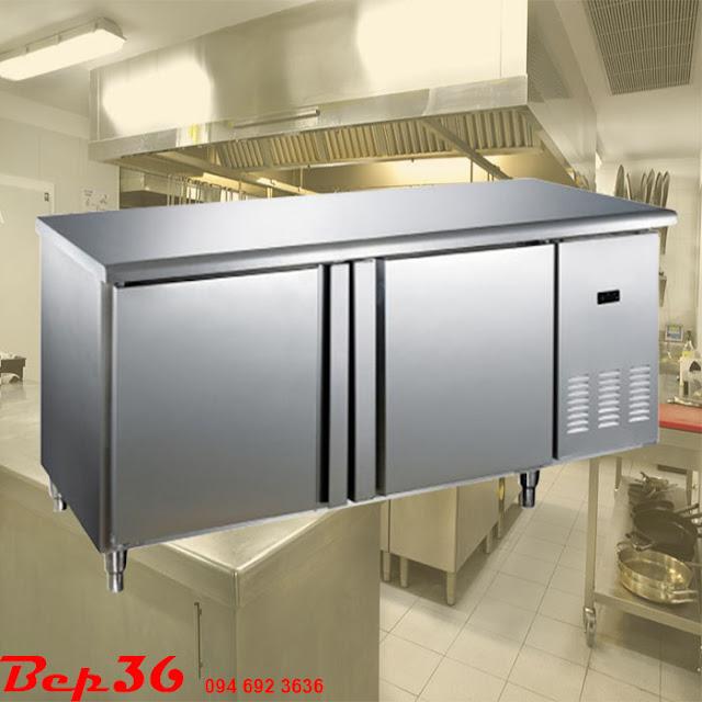 Cách sử dụng bàn mát – bàn lạnh công nghiệp hợp lí
