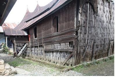 Rumah gadang gajah maharam - pustakapengetahuan.com