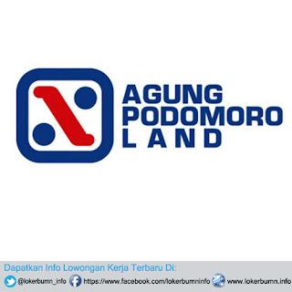 Lowongan Kerja PT. Agung Podomoro Land Tbk 2017