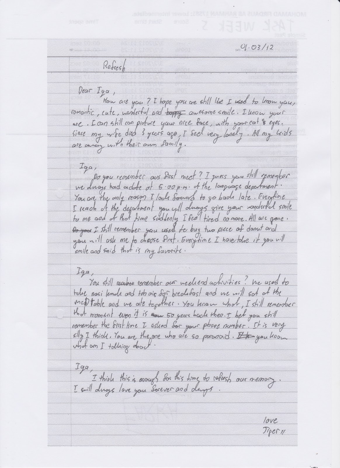 Love Letter In English from 3.bp.blogspot.com