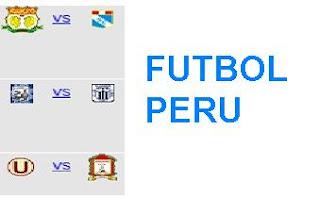 RESULTADOS FUTBOL PERU