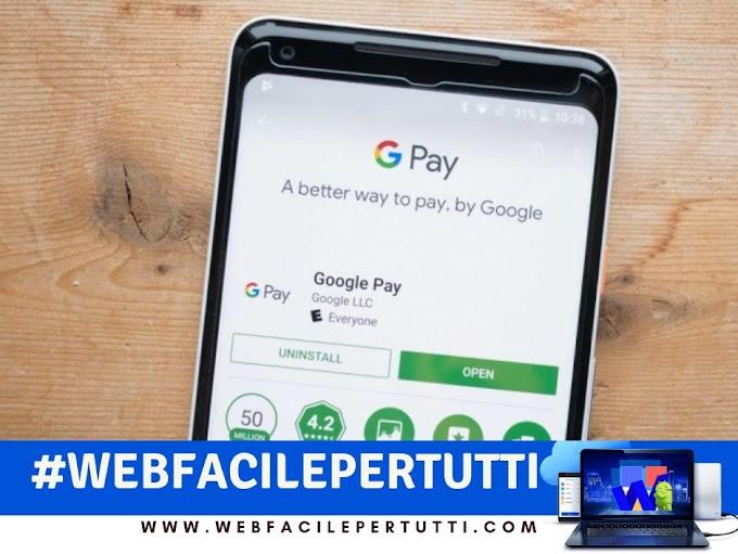 Pagamenti con QR code su Google Pay  - Pronti per introdurre il servizio di pagamento peer-to-peer