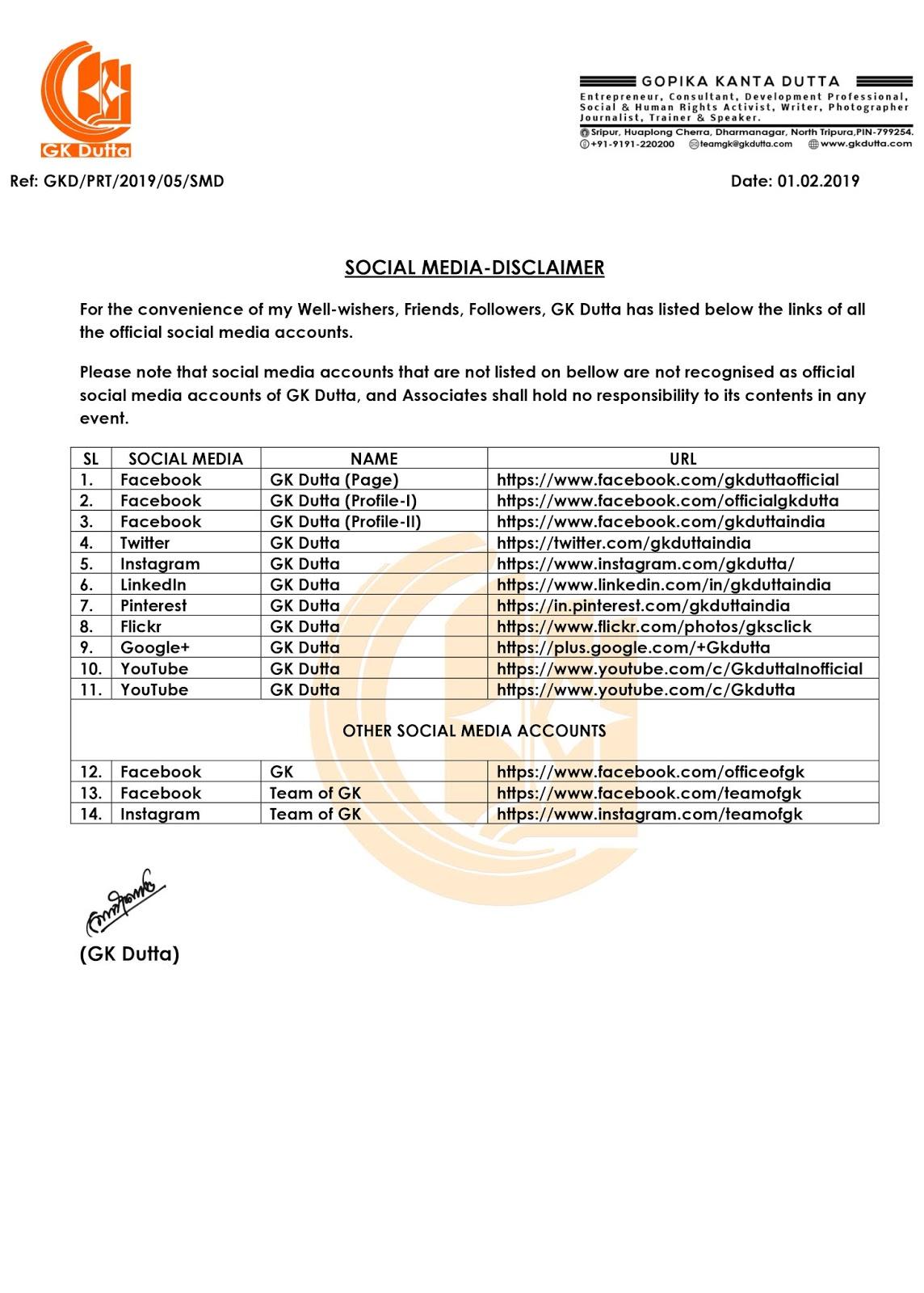 SOCIAL MEDIA-DISCLAIMER-01.02.2019