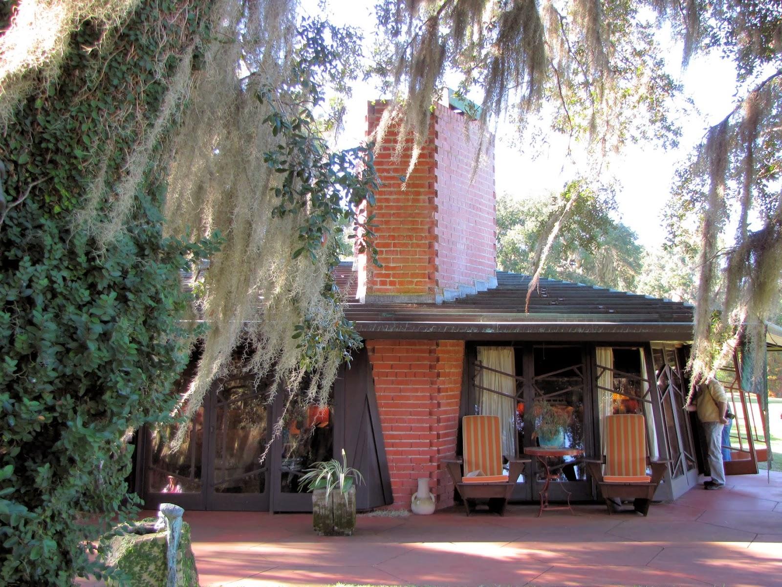 Femme Au Foyer Auldbrass The Frank Lloyd Wright Plantation