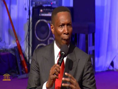 Lagos State Government Seals Off Tony Rapu's Church