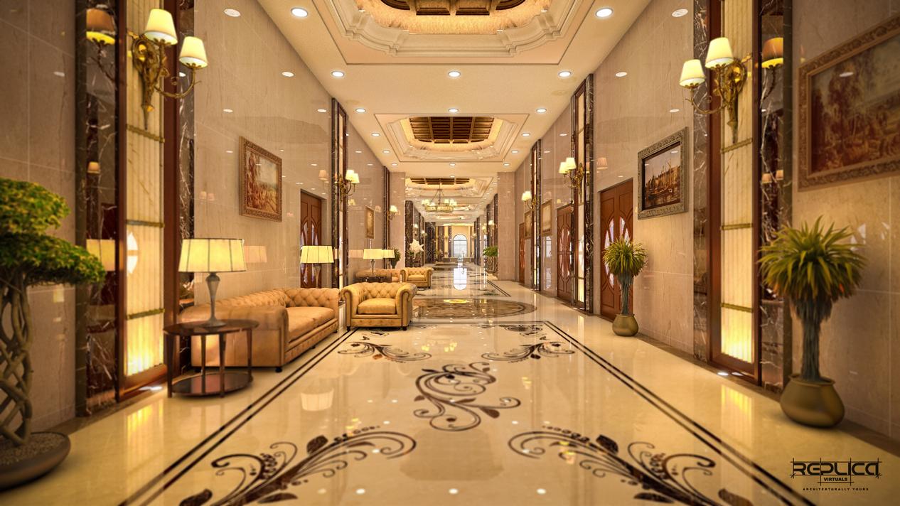 Replica virtuals pvt ltd 3d architectural visualization for Architecture firms in mumbai