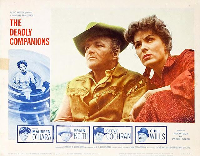 Film di pubblico dominio in streaming: The Deadly Companions (1961)