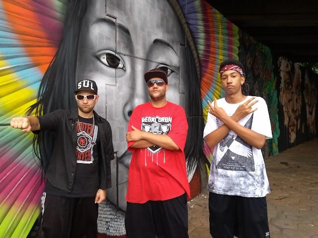 """'Cidade Gangsta' é o mais novo lançamento do álbum 'Dezena', do grupo """"ETC XVI"""""""