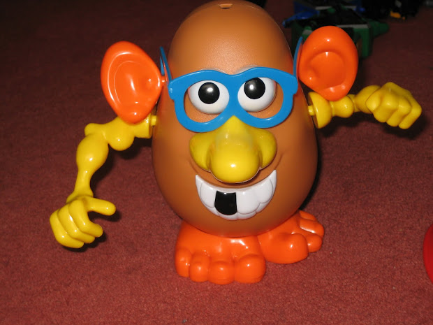 Toys Rule World Toyologist Potato
