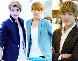 Extraordinary Things: [PICTS]EXO-M Kris Airport Fashion Style