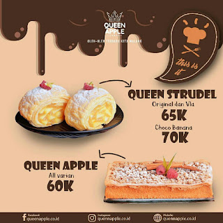 queen-apple-harga