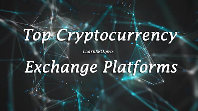 cryptocurrency exchange platforms