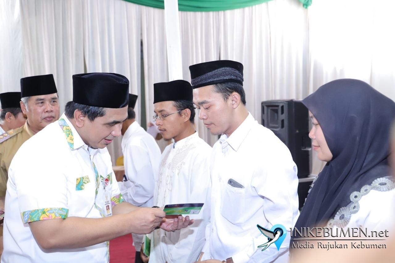 2.645 Guru Ngaji di Kebumen Terima Insentif dari Pemprov Jateng