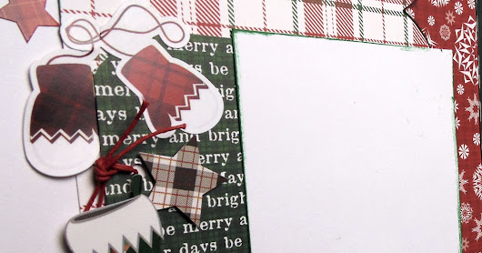 Holly Jolly Christmas Page Kit!