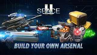 Space Armor 2 Apk v1.1.1 (Mod Money/Gems)
