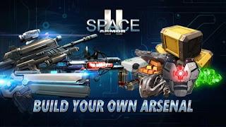 Space Armor 2 Apk v1.1.1 (Mod Money/Gems)