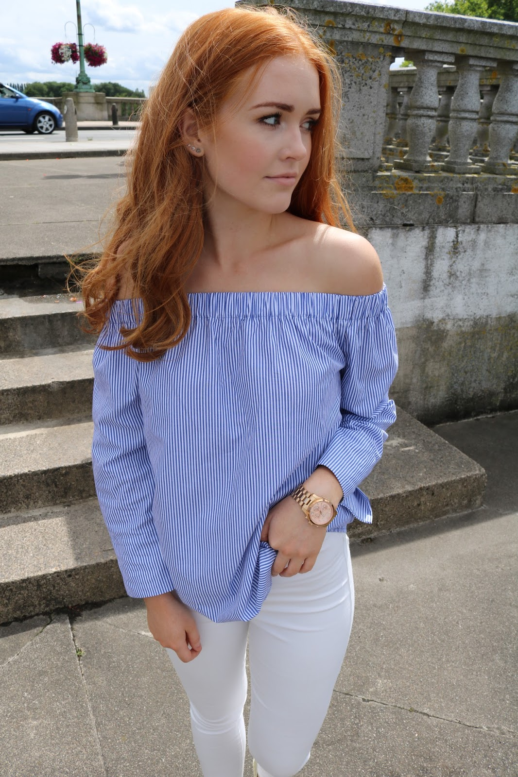 4da3a996ba629 The bardot top is absolutely everywhere this season. And I for one am well  and truly on the bandwagon. It s so easy to put together an effortlessly  stylish ...