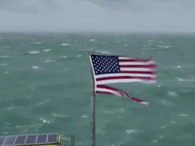 Badai Florence Hampir Tiba, Warga di North Carolina dan South Carolina Wajib Evakuasi