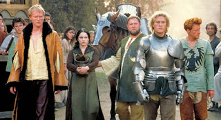 a knights tale-paul bettany-laura fraser-mark addy-heath ledger-alan tudyk