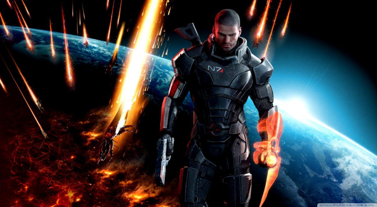 Mass Effect 3 Wallpaper Hd Wallpapers Warrior