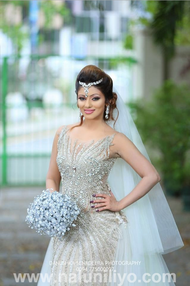 Nathasha Perera Sri Lankan Cute Hot Actress New Photos Wedding
